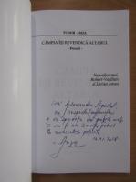 Anticariat: Tudor Amza - Campia isi revendica altarul (cu autograful autorului)