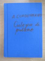 Adrian Corduneanu - Culegere de probleme de matematica pentru admiterea in invatamantul superior