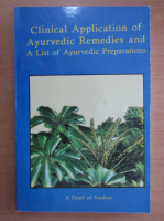 Anticariat: Clinical Application of Ayurvedic Remedies