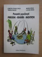Anticariat: Dumitru Paiusi Tantu - Pescuitul. Parodie, adevar, meditatie