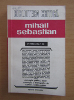 Anticariat: Felix Aderca - Mihail Sebastian