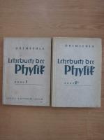 Anticariat: Grimsehls Lehrbuch der Physik (2 volume)