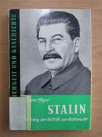 Anticariat: Gustav Hilger - Stalin