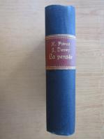 Anticariat: Henri Pieron - Le Cerveau et la Pensee