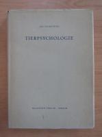 Anticariat: Jan Dembowski - Tierpsychologie
