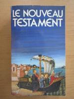 Le Nouveau Testament de la Bible de Jerusalem