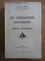 Anticariat: Louis-Rene Nougier - Les civilisations campigniennes en Europe Occidentale