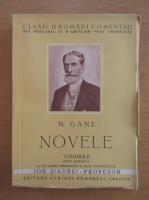 Anticariat: N. Gane - Novele (volumul 2)