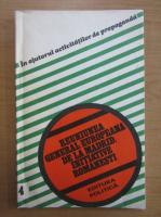 Anticariat: Reuniunea general-europeana de la Madrid. Initiative romanesti