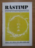 Anticariat: Revista Rastimp, anul I, nr. 3, mai-iunie 1998