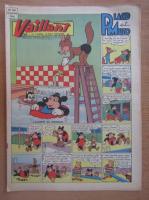 Revista Vaillant, anul 12, nr. 587, 12 august 1956