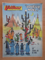 Revista Vaillant, anul 12, nr. 606, 23 decembrie 1956
