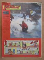 Revista Vaillant, anul 18, nr. 597, 21 octombrie 1956