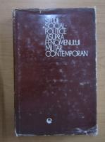 Anticariat: Studii social-politice asupra fenomenului militar contemporan (volumul 1)