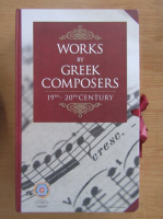 Anticariat: Works by greek composers, 19th-20th century