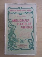 Anticariat: C. Sandu-Aldea - Ameliorarea plantelor agricole