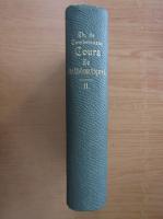 Charles de Comberousse - Cours de mathematiques (volumul 2)