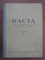Anticariat: Dacia. Revue d'archeologie et d'histoire ancienne (volumul 13)