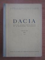 Anticariat: Dacia. Revue d'archeologie et d'histoire ancienne (volumul 16)