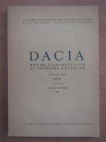 Anticariat: Dacia. Revue d'archeologie et d'histoire ancienne (volumul 27)