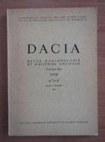 Anticariat: Dacia. Revue d'archeologie et d'histoire ancienne (volumul 28)