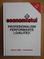 Anticariat: Economistul. Profesionalism, performante, loialitati