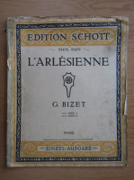 Anticariat: Georges Bizet - L'Arlesienne