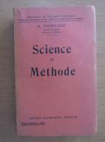 Henri Poincare - Science et methode
