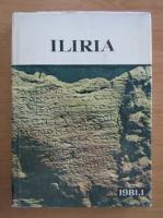 Iliria, nr. 1, 1981