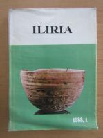 Anticariat: Iliria, nr. 1, 1988