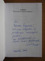 Anticariat: Ion Brad - Intalniri de taina in Grecia (cu autograful autorului)