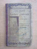 Jean Marie Guyau - L'Annee Enfantine de Lecture Courante