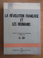 Anticariat: La revolution francaise et les roumains