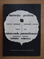 Anticariat: Laurentiu Profeta - 6 cantece tiganesti (editie bilingva)