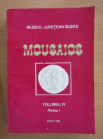 Anticariat: Mousaios (volumul 4, partea I)