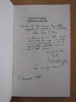Anticariat: Nicolae Dragos - Copacul din vis (cu autograful autorului)