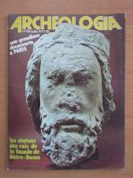 Anticariat: Revista Archeologia, nr. 108, iulie 1977