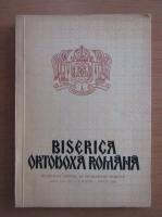 Anticariat: Revista Biserica Ortodoxa Romana, anul CIII, nr. 3-4, martie-aprilie 1985