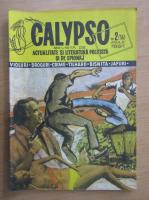 Anticariat: Revista Calypso, anul II, nr. 2 (14), 1991