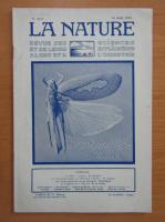 Anticariat: Revista La Nature, nr. 2628, 16 august 1924