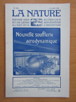 Revista La Nature, nr. 2730, 31 iulie 1926