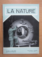 Revista La Nature, nr. 2757, 15 martie 1927