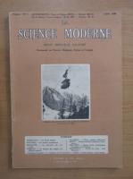 Revista la Science Moderne, Anul 2, nr. 7, iulie 1925