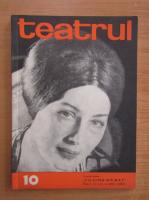 Anticariat: Revista Teatrul, nr. 10, anul X, octombrie 1965