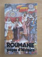 Anticariat: Roumanie. Pages d'histoire, nr. 1, 1989
