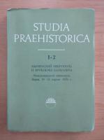 Anticariat: Studia praehistorica, nr. 1-2, 1978