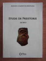 Studii de preistorie, nr. 10, 2013