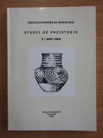 Anticariat: Studii de preistorie, nr. 3, 2005-2006