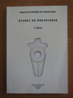 Anticariat: Studii de preistorie, nr. 7, 2010