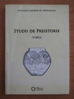 Studii de preistorie, nr. 9, 2012
